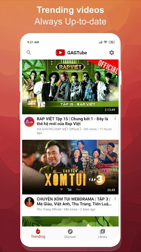 MixiTube - Float Tube Player, Free Tube Floating pc screenshot 1