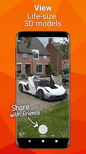 Fectar - Free Augmented Reality (AR) presentation pc screenshot 1