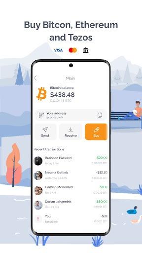Sylo - Smart Wallet & Messenger pc screenshot 1