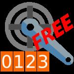 Bike Activity Free icon