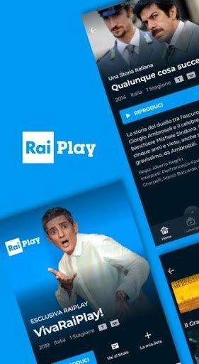 RaiPlay PC screenshot 1