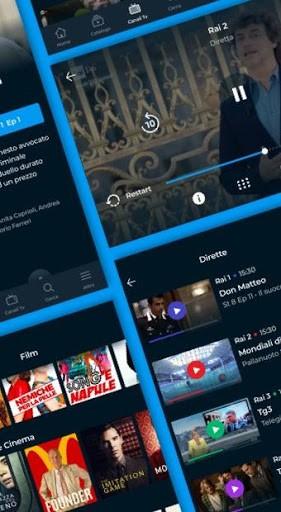 RaiPlay PC screenshot 2
