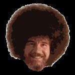 Bob Ross Soundboard icon
