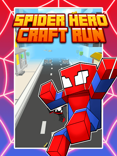 SuperHero Spider Far From Home Run pc screenshot 1