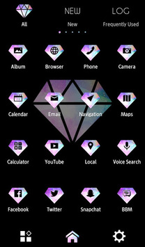 Dreamy Diamond Wallpaper pc screenshot 1