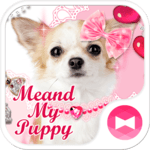 Dog Wallpaper Me and My Puppy icon