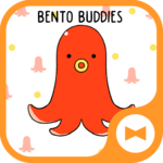Cute Wallpaper Bento Buddies Theme icon