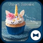 Cute Wallpaper Unicorn CupcakeTheme icon