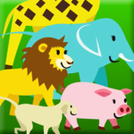 Touch and walk! Animal Parade for pc logo