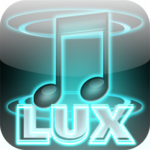 LUX3D Music Player icon