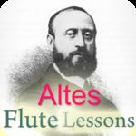 Flute Lessons - Altés No.1 icon