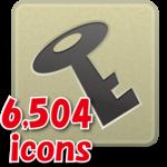 SIS Password Manager (Free) Fingerprint and Backup for pc logo