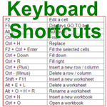 Keyboard Shortcuts icon