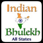 INDIAN BHULEKH - Land Record & Area Calculator icon