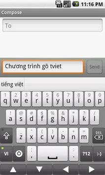 GoTiengViet 2 pc screenshot 1