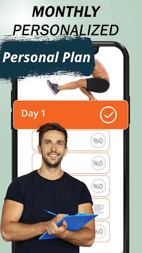 Leg Workouts - Lower Body Exercises for Men PC screenshot 2