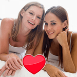 LMatch - Lesbian Dating Apps & Chat icon