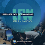 2019 Large Facilities Workshop icon
