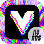 Aesthetic Photo Editor: Vaporwave Stickers icon
