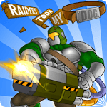 Raiders defence: Free strategy icon