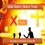 Vedic Maths And Maths Trick icon