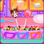 Animals Cake Pop Cooking icon