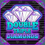 Double Triple Diamonds Slots - Free Slots icon