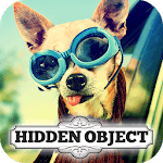 Hidden Object - Travelling Pets for pc logo