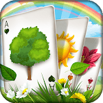 Solitaire Story - Nature's Magic for pc logo
