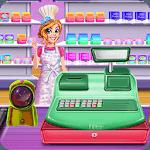 Rainbow Mermaid Cake icon