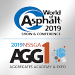 2019 AGG1 & World of Asphalt icon