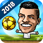 ⚽ Puppet Soccer Champions – League ❤️🏆 for pc logo