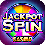 Jackpot Spin Casino - Free Slots for pc logo