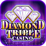 Diamond Triple Slots - Vegas Slots icon