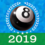 Billiards - Offline & Online Pool / 8 Ball for pc logo