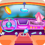 Truck and Car Washing Salon icon