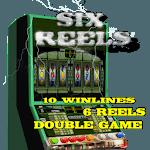 SixReels slot machine icon