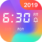 Fun Alarm Clock -Music, Bedside, Timers, Stopwatch icon