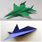 Origami paper airplanes up to 100 meters icon