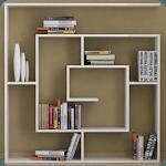 Book Shelves diy for pc logo