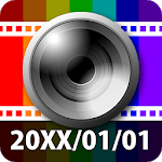 DateCamera(Auto timestamp) icon