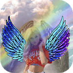 Angel Wings Photo Effects for pc logo
