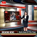 Breaking News Photo Editor Media Photo Editor icon