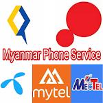 Myanmar Phone Service icon