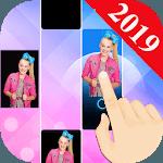 Jojo Siwa Magic Piano Tiles game icon