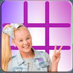 Jojo Siwa Tic tac toe icon