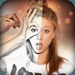 Photo Sketch Maker : Pencil Sketch icon
