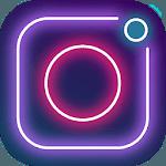 Neon Effect Brush (draw glow) icon