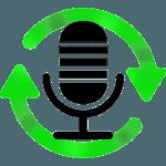Hablar al revés - Voz icon