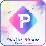 Poster Maker & Poster Designer for pc logo